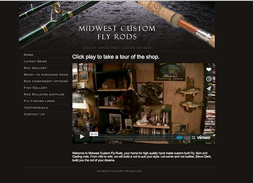 Midwest Custom Fly Rods