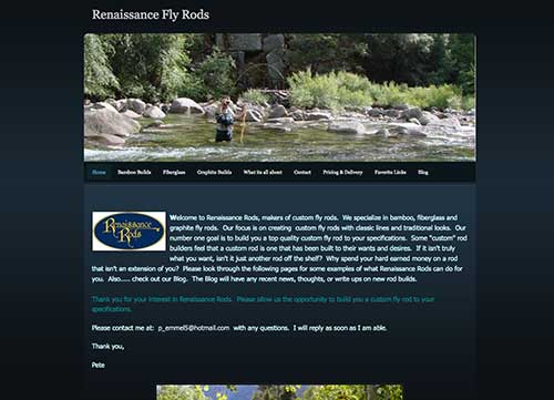 Renaissance Fly Rods