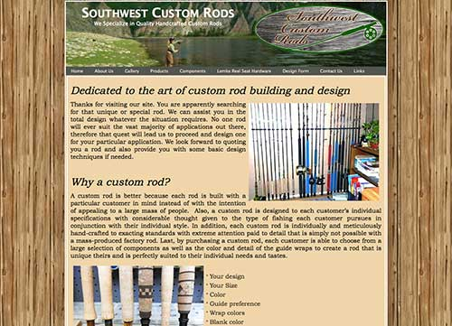 Southwest Custom Rods
